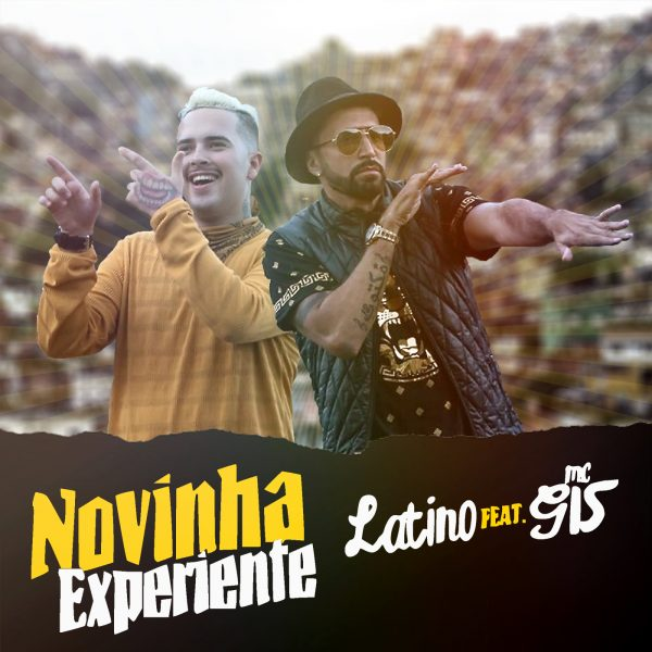 Latino feat. MC G15 - Novinha Experiente | Produced by Alex J